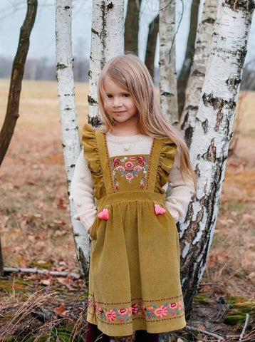 Louise Misha Uroma Beeswax Dress