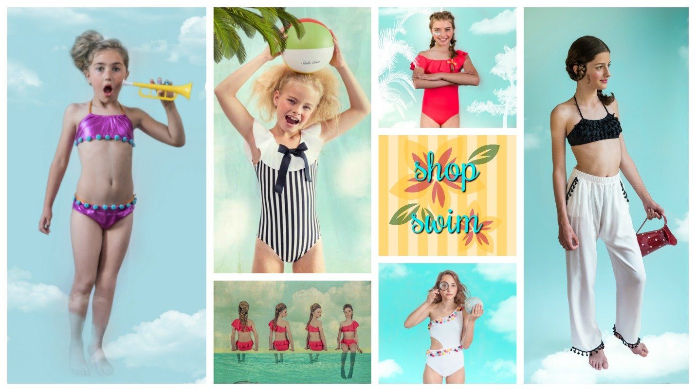 Girls & Boys Swim Shop | Stella Cove Children's