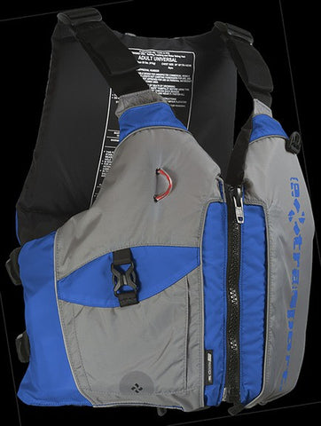 EXTRASPORT ELEVATE PFD FRENCH BLUE/GRAY