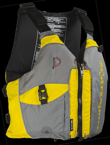 EXTRASPORT ELEVATE PFD SUNFLOWER/GRAY 03.1000.0303