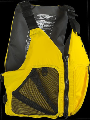 EXTRASPORT ENDEAVOR YELLOW PFD 03.1000.0300