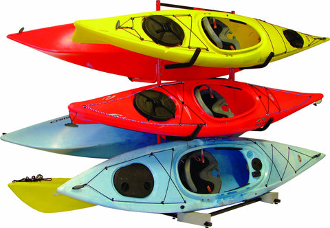 MALONE FS RACK 6 KAYAK STORAGE RACK MPG331