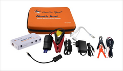 NAUTIC SPORT NS12400 12,000mAh POWER SUPPLY AND MINI JUMP STARTER