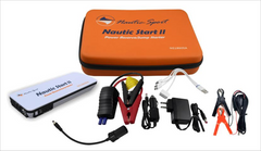 NAUTIC SPORT NS18600 HEAVY DUTY 18,000 mAh POWER SOURCE AND MINI JUMP START