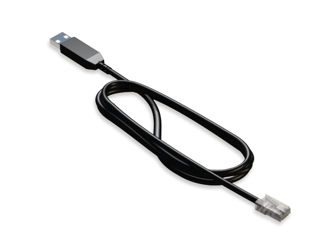 ESP interface cable for Next Gen and enVision surge protectors