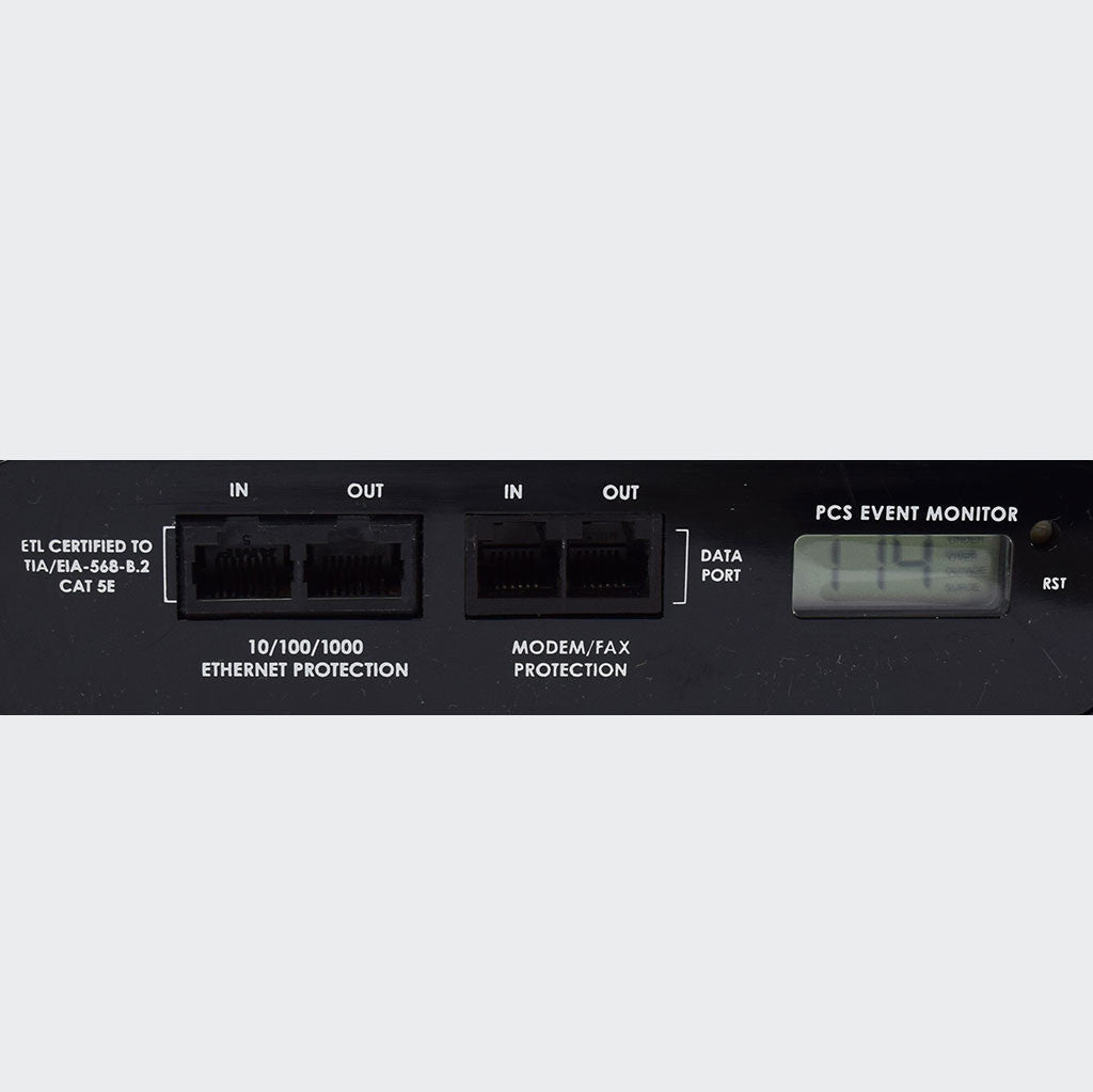 ESP Next Gen Surge Protector/Noise Filter/Power Monitor - 120 volt, 15 amp - Model XG-PCS-15D