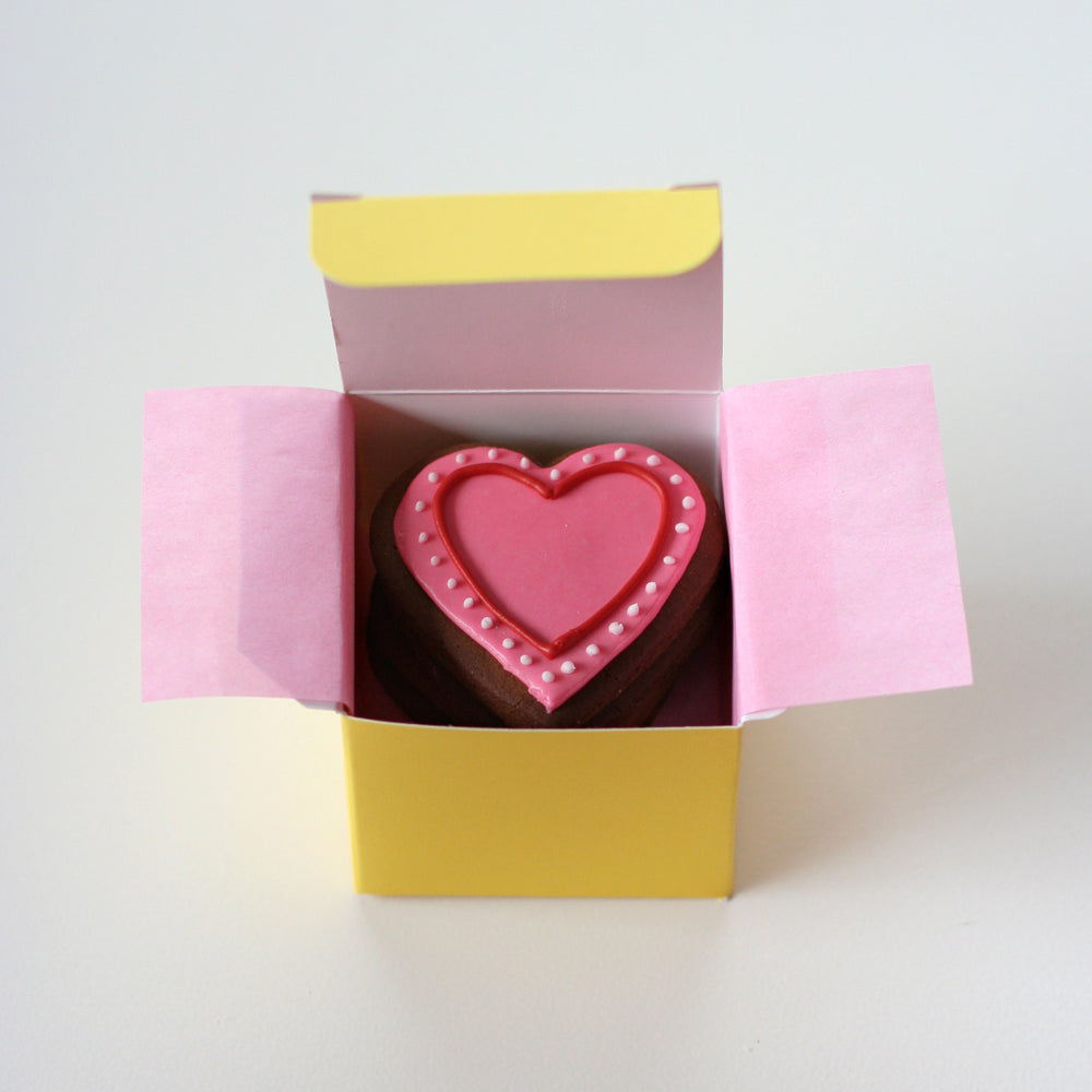 Cookie Box Favours