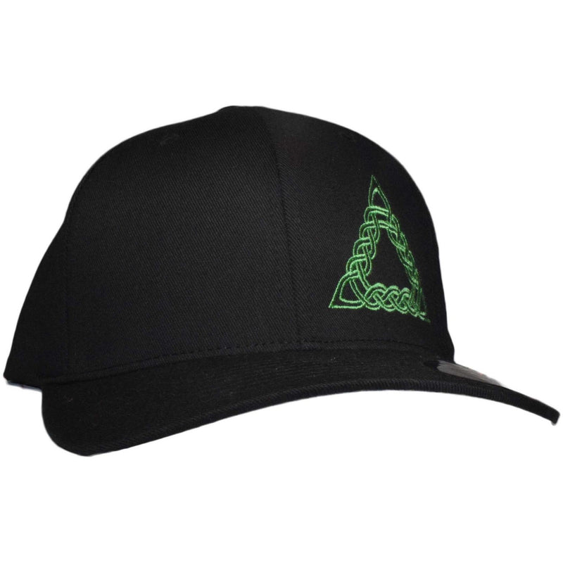 Curved Bill Celtic Triangle Flex Hat - Humboldt Clothing