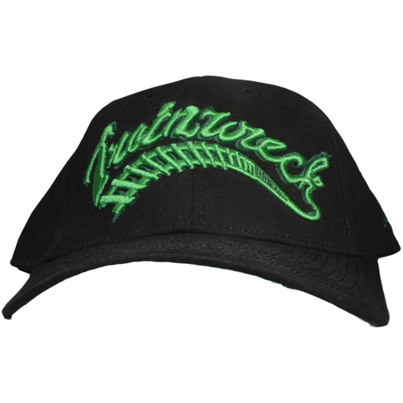 Curved Bill Trainwreck Custom Otto Hat - Humboldt Clothing Company