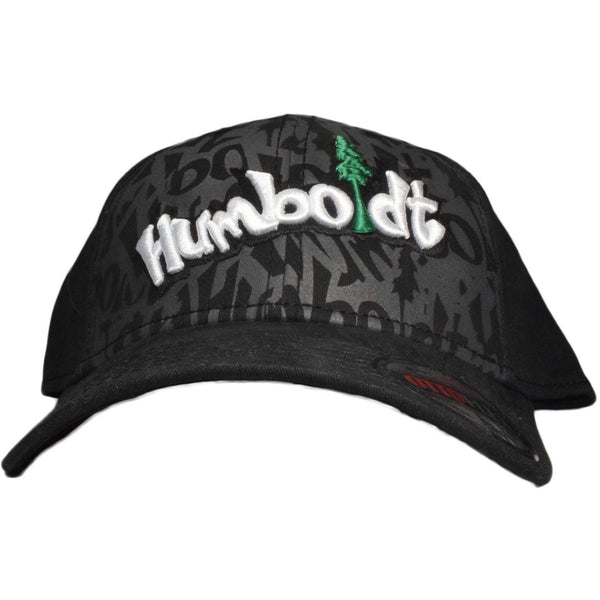 Curved Bill Reppin Otto Custom Hat - Humboldt Clothing Company