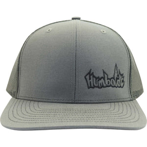 Curved Bill Basic Logo Trucker Hat - Humboldt Clothing Company