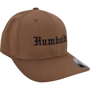 Curved Bill Old English Flex Hat