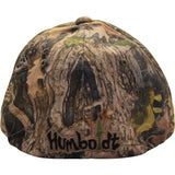 Curved Bill Old English True Timber Flex Hat - Humboldt Clothing Company