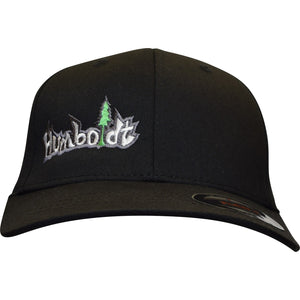 Curved Bill Small Treelogo Youth Flexfit Hat - Humboldt Clothing Company
