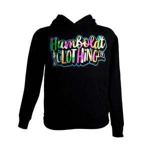 Chromatic Youth Pullover Hoodie