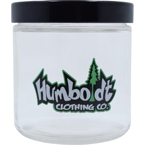XLarge Screw Top Custom Jar - Humboldt Clothing Company
