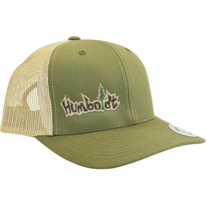 Curved Bill Small Treelogo Retro Ypng Snap Hat