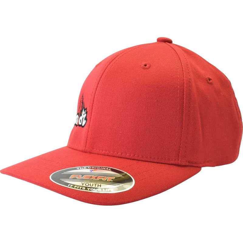 Curved Bill Small Treelogo Youth Flex Hat - Humboldt Clothing Company