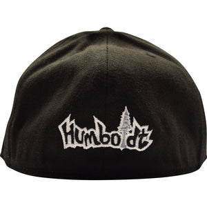 Flat Bill SoHum Flex Hat - Humboldt Clothing Company
