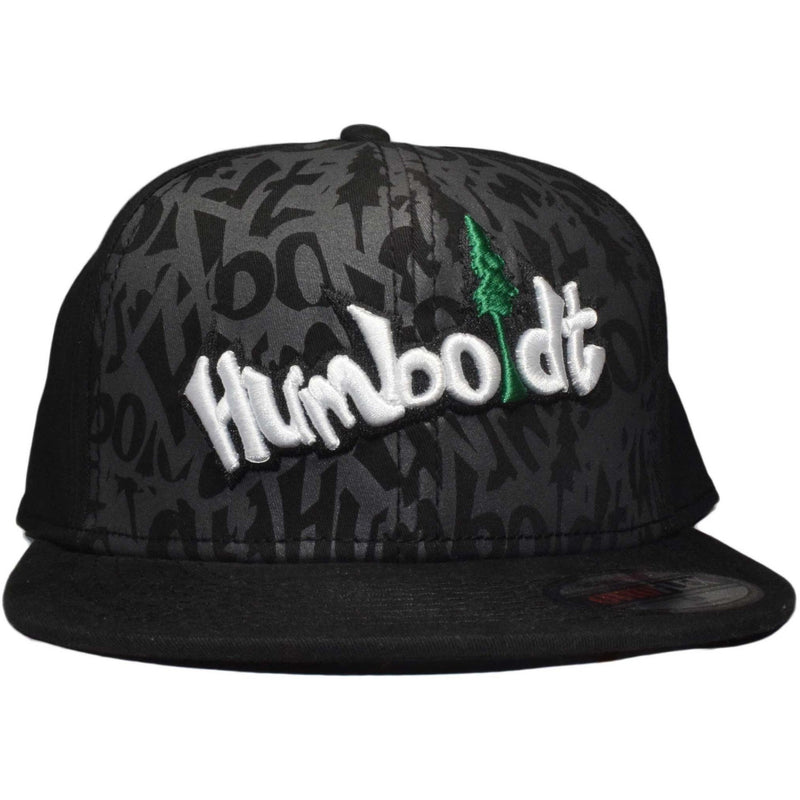 Flat Bill Reppin Custom Otto Hat - Humboldt Clothing Company