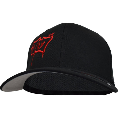 Curved Bill 707 Flex Hat