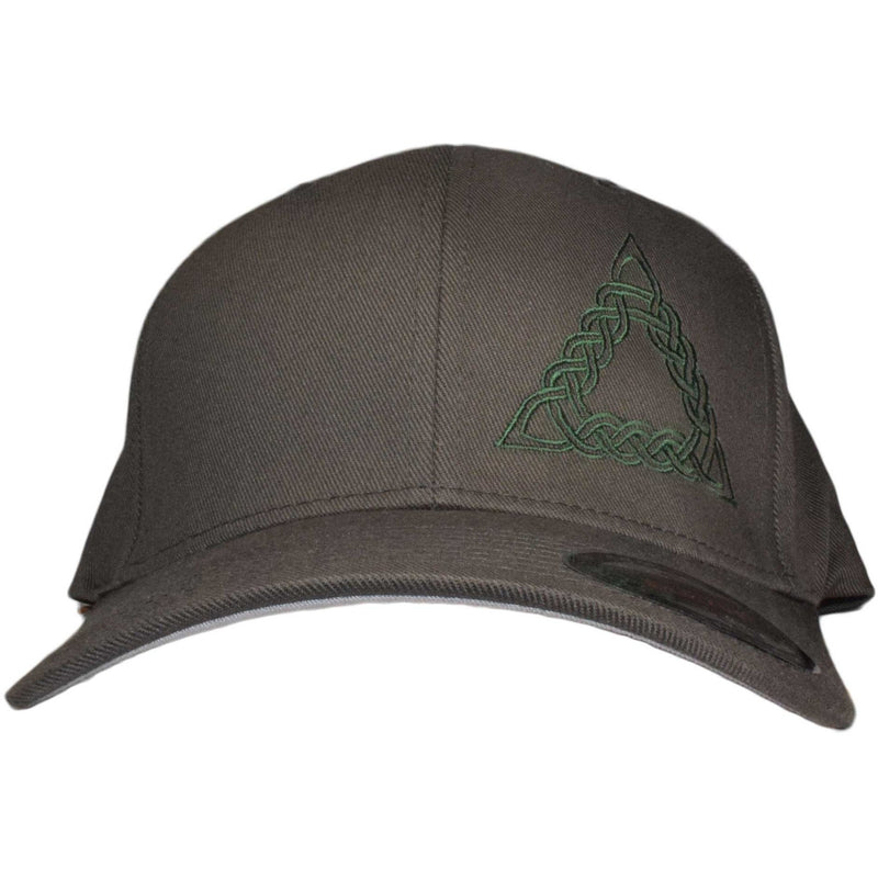 Curved Bill Celtic Triangle Flex Hat - Humboldt Clothing Company