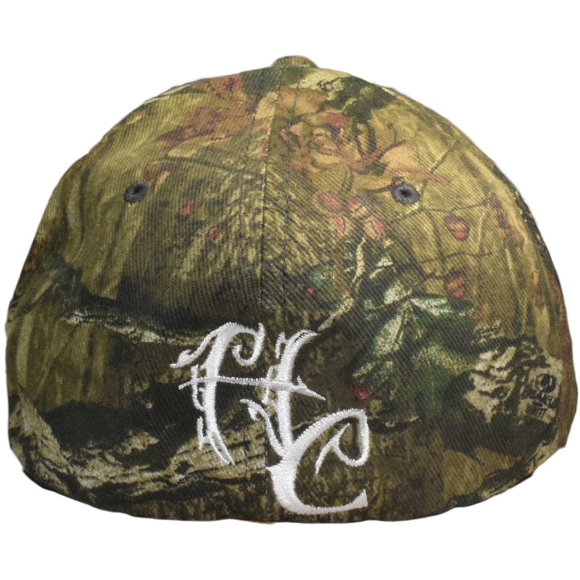 Curved Bill Treelogo Outline Mossy Oak Infinity Flex Hat - Humboldt Clothing Company