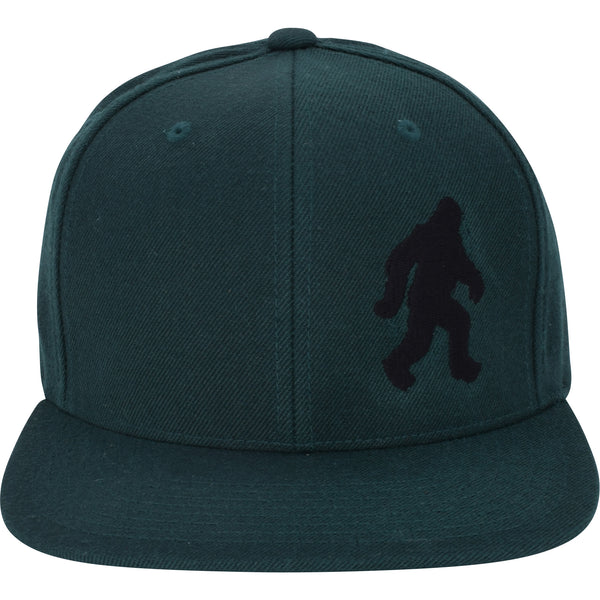 Flat Bill Bigfoot Snap Flexfit Hat