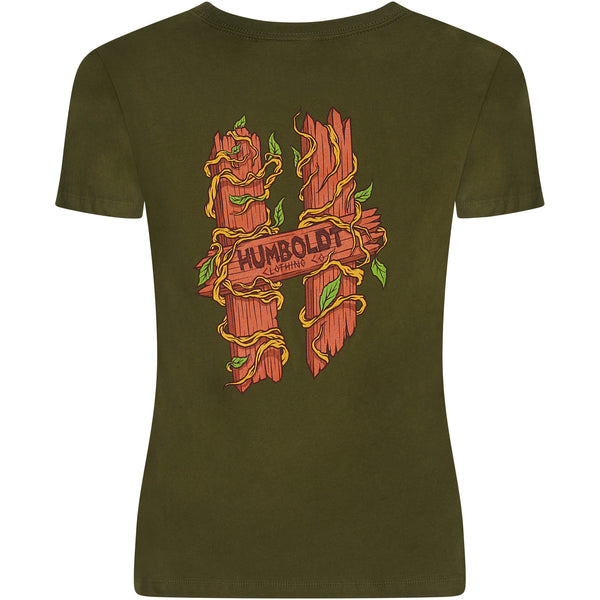 Deeply Rooted Women's Tshirt