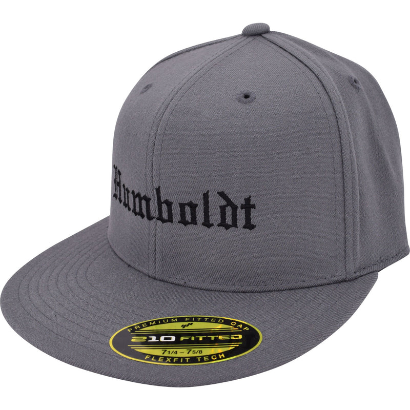 Flat Bill Old English Flex Hat