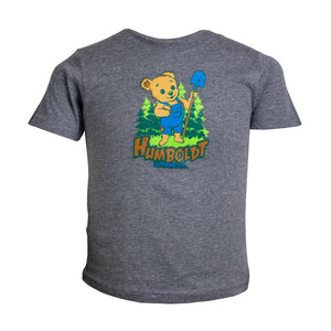 Farmerbear Toddler Tshirt