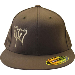 Flat Bill 707 Flex Hat - Humboldt Clothing Company