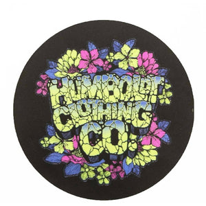 Floral Sticker - Humboldt Clothing Company