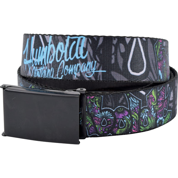 Flowers Women's Belt