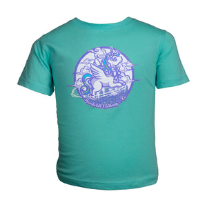 Flying Unicorn Infant Tshirt