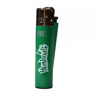 Green Humboldt Clipper Lighter - Humboldt Clothing Company