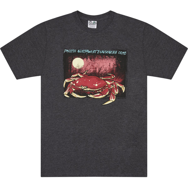 Hooked on Crab Tshirt