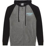 Hooked on Crab Zipper Hoodie