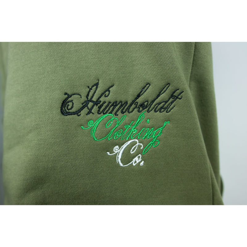 Humboldt Brand Logo Pullover Hoodie - Humboldt Clothing Company