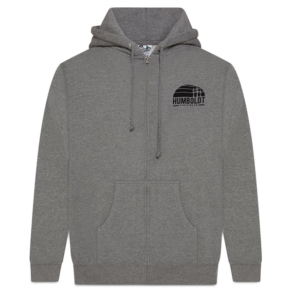 Redwood Creek Zip Hoodie