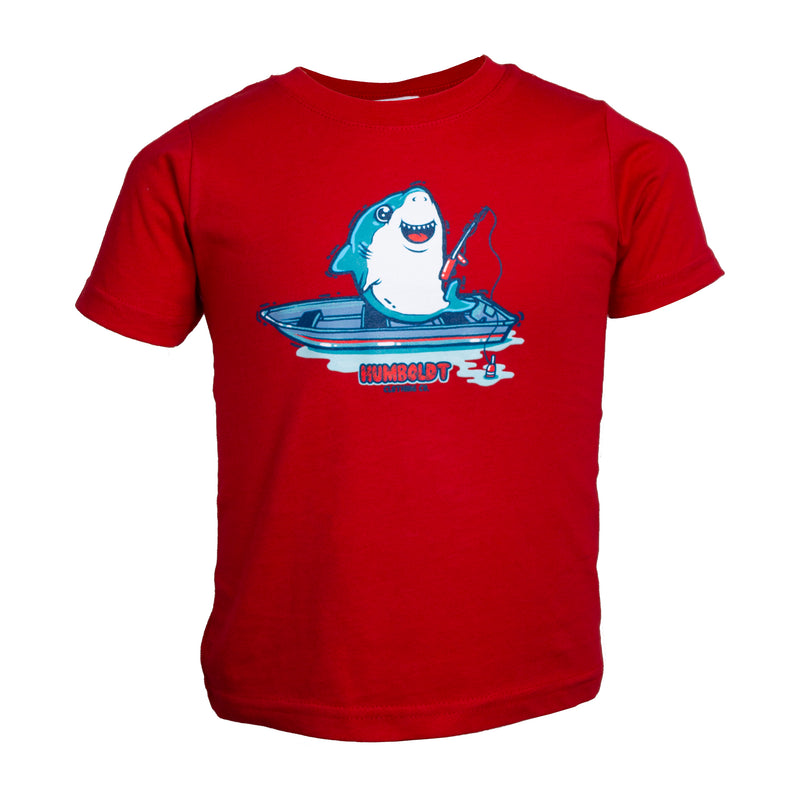 Sharky Toddler Tshirt