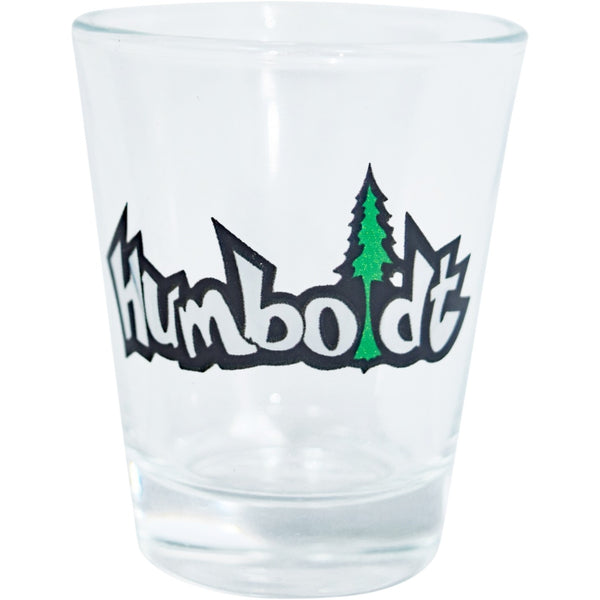 Shotglass - Humboldt Clothing Company