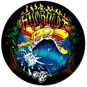 Shoot Tube Sticker - Humboldt Clothing Company