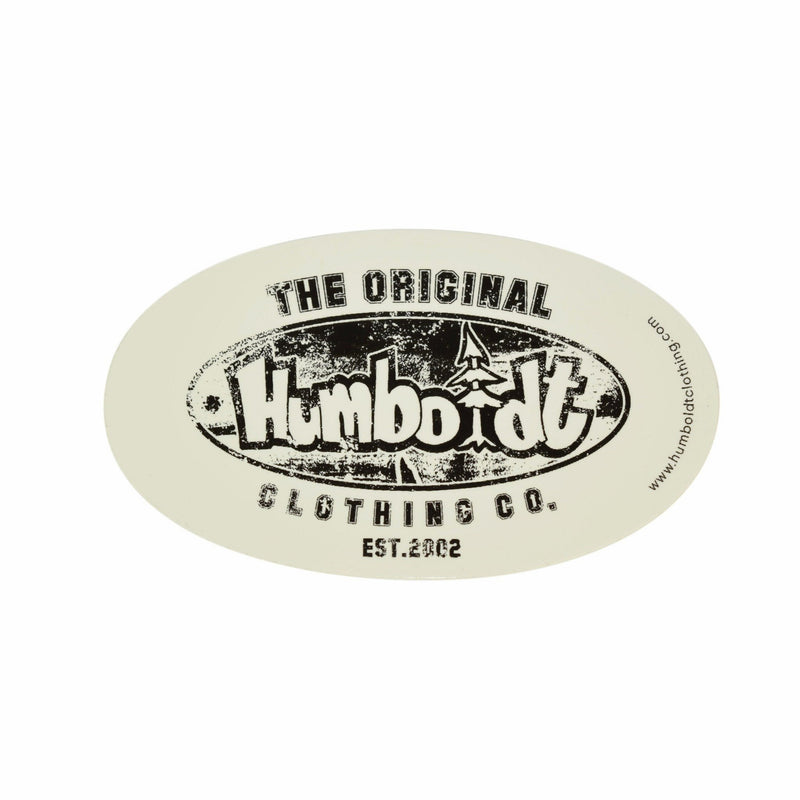 True OG Sticker - Humboldt Clothing Company