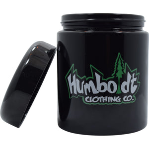 Large UV Screw Top Custom Jar - Humboldt Clothing Company