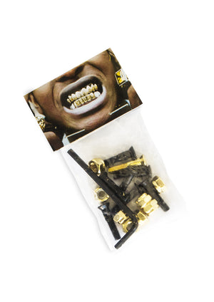Grill Army Asap Hardware - Black / 1 Gold