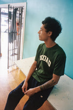 K'ROAD Arch Tee - Forest Green (C1)