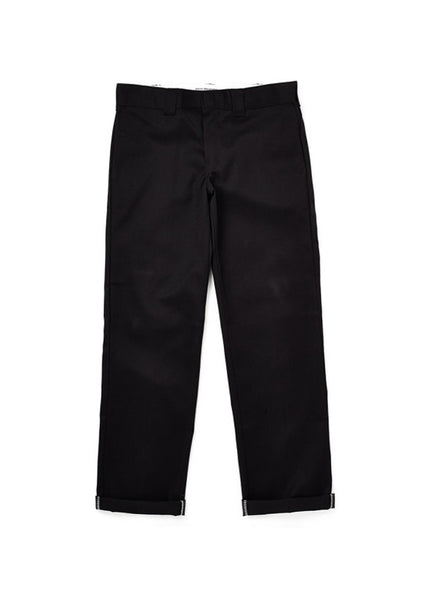 Dickies 873 Slim Straight Fit Work Pants - Black (F)
