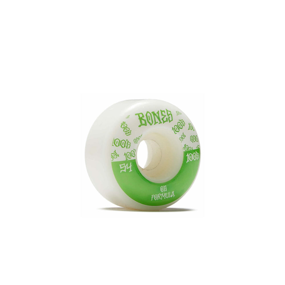 Load image into Gallery viewer, Bones OG 100's #13 V4 Skate Wheels - 54mm