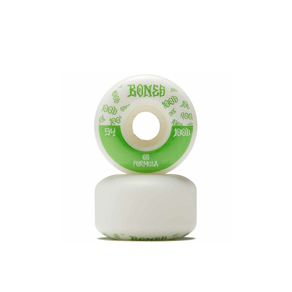 Bones OG 100's #13 V4 Skate Wheels - 54mm